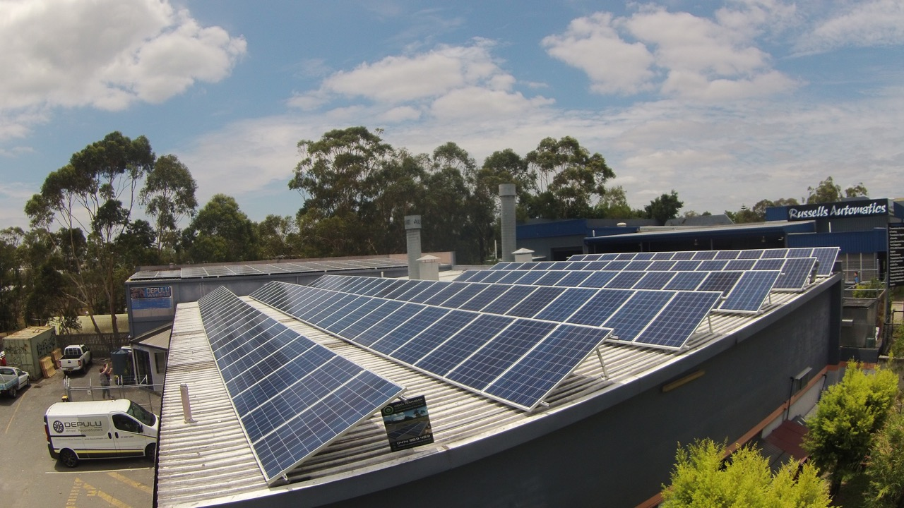 52.5kw commercial solar